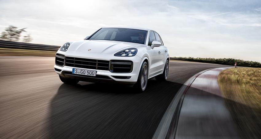 Porsche Cayenne mẫu xe đạt điểm số tuyệt đối trên thang điểm 10.
