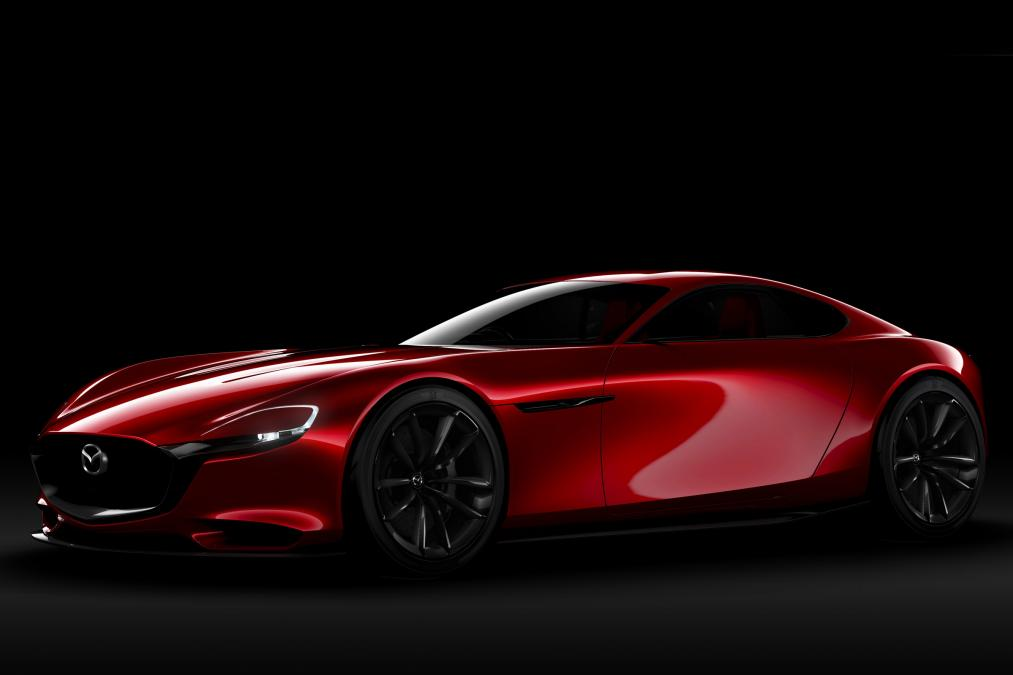 Mazda RX Rotary Concept