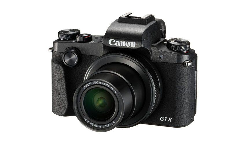 Canon trình làng PowerShot G1 X Mark III mới với cảm biến CMOS cỡ APS-C