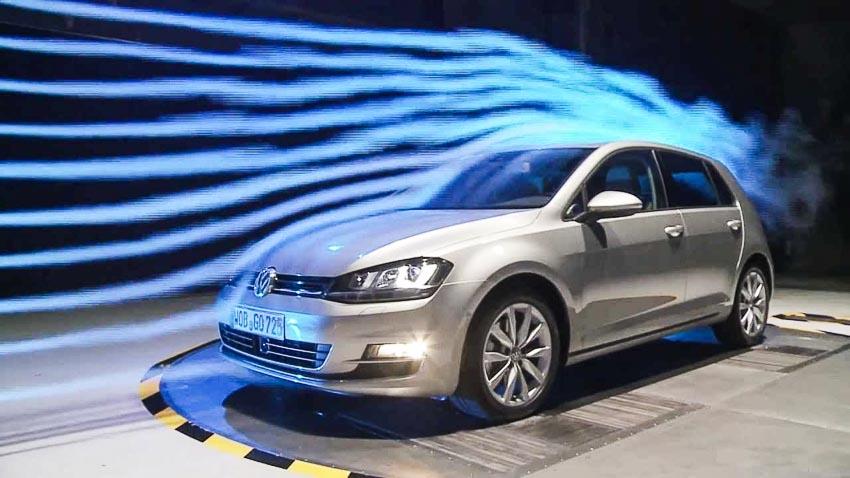 Volkswagen đưa trung tâm thử nghiệm mô phỏng thực tế vào hoạt động