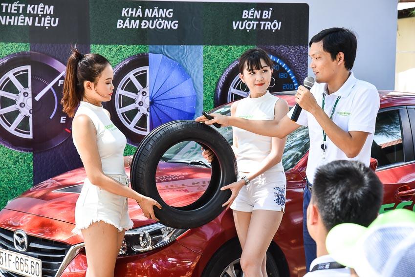 Bridgestone trình làng dòng lốp xe tiết kiệm nhiên liệu Ecopia EP300