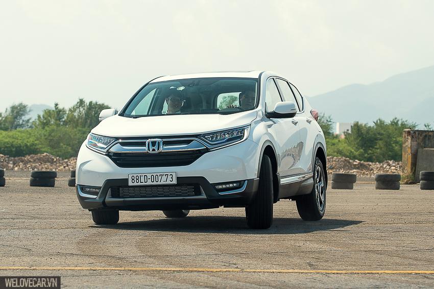 Honda CR-V đạt doanh số 1.507 xe