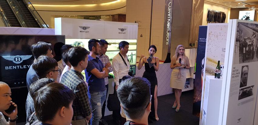 Hành trình Bentley - Be Extraordinary Tour đến Việt Nam
