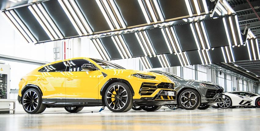 Thâm nhập nhà máy Lamborghini xem mẫu xe Urus đầu tiên về Việt Nam