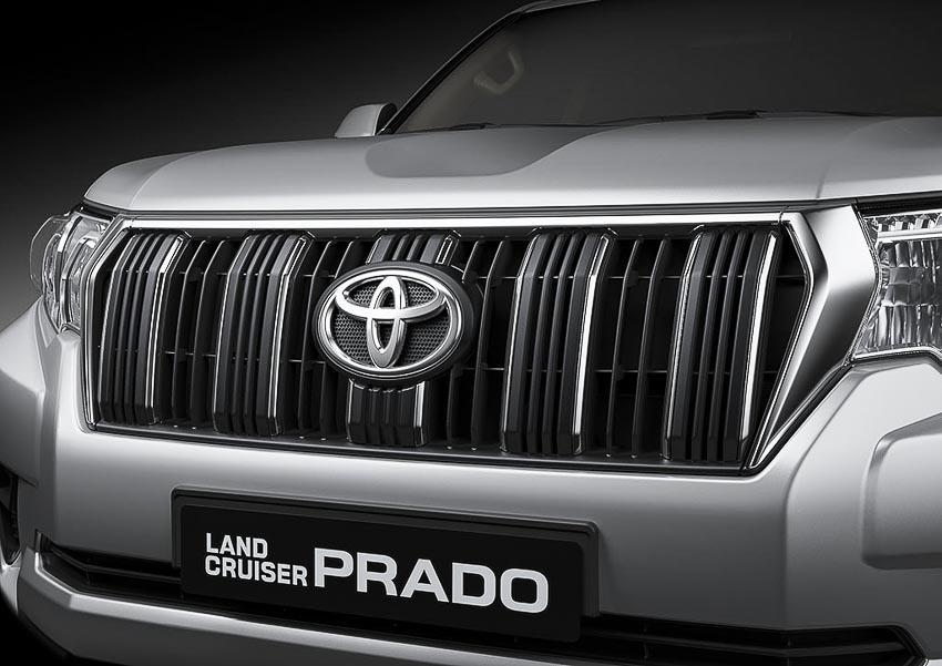 Land Cruiser Prado 2017 chính thức có mặt tại Việt Nam