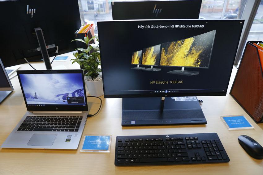 HP trình làng loạt máy tính cao cấp mới tại Việt Nam