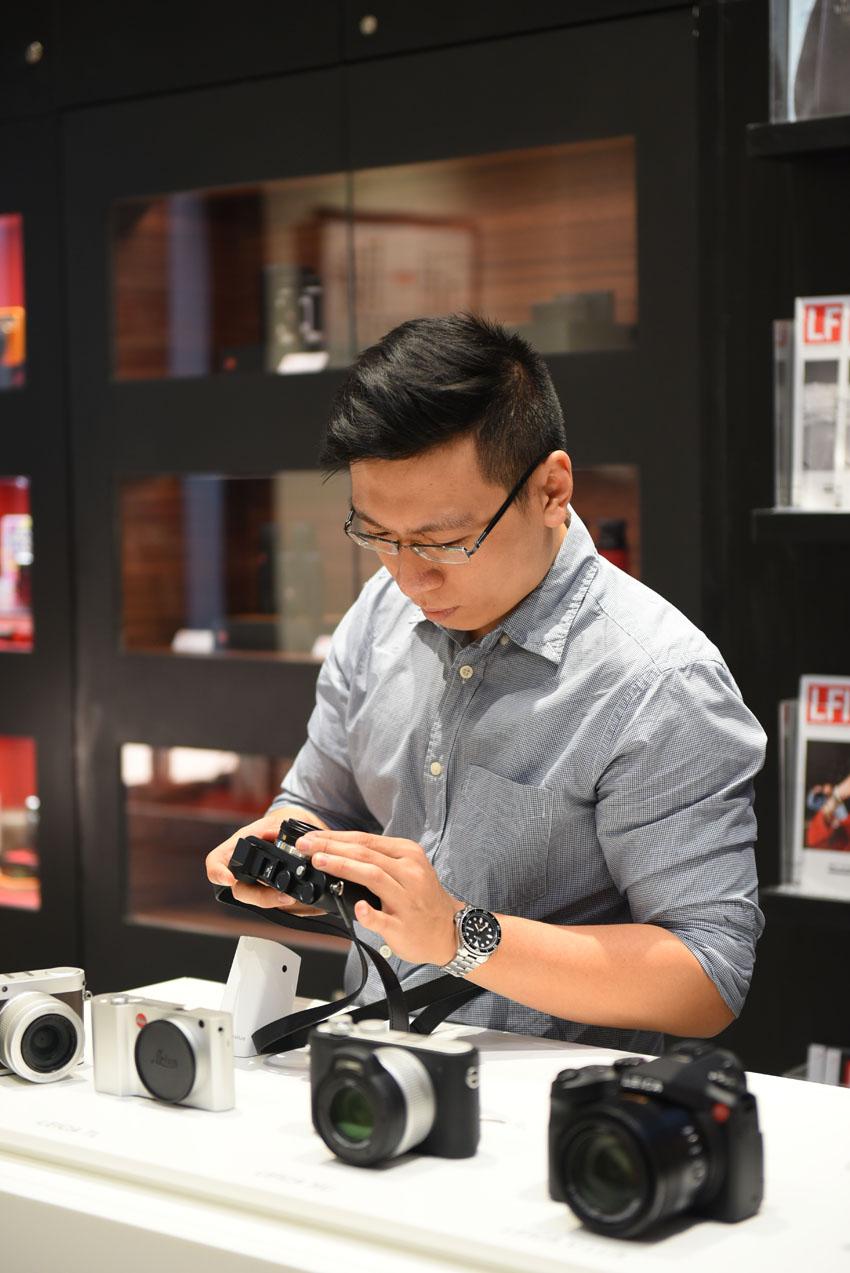 Khai trương Leica Boutique đầu tiên tại Việt Nam