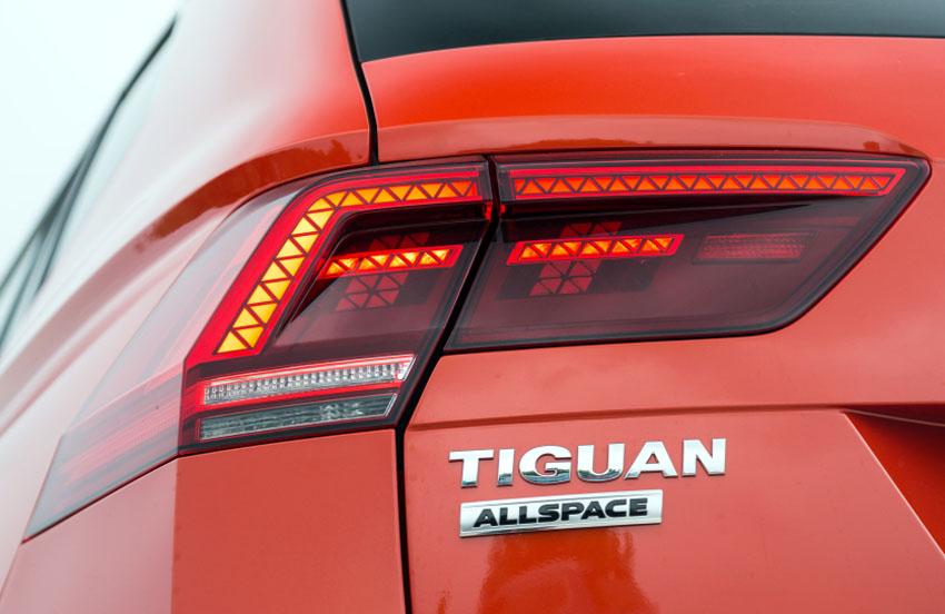 Volkswagen giới thiệu mẫu xe 7 chỗ Tiguan Allspace 2018 phù hợp thị trường Việt Nam
