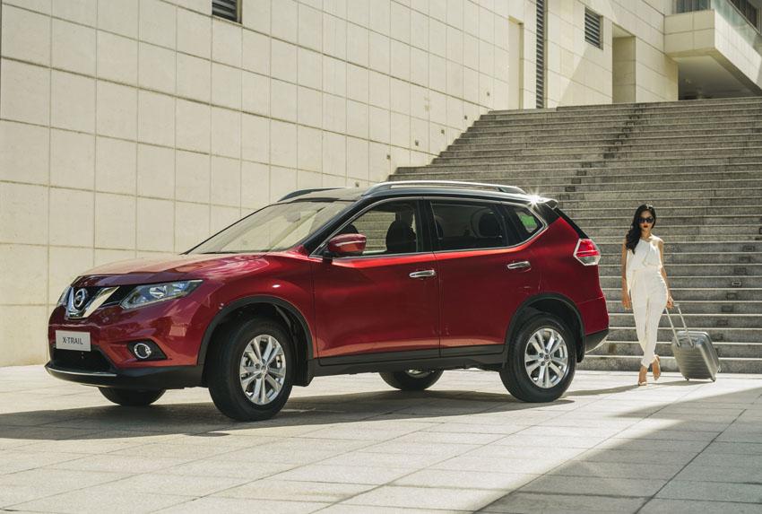 Nissan X-Trail giảm giá lên đến 127 triệu đồng