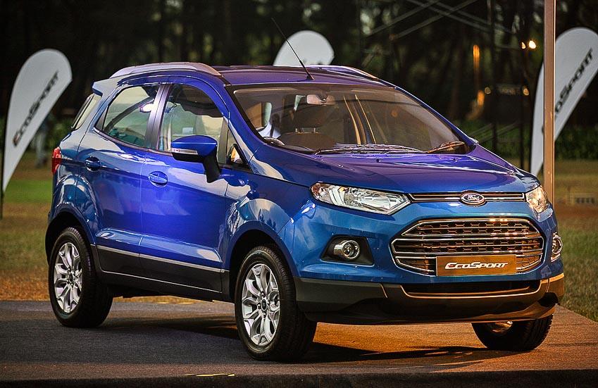 Ford Việt Nam tăng 6% doanh số bán hàng trong tháng 11