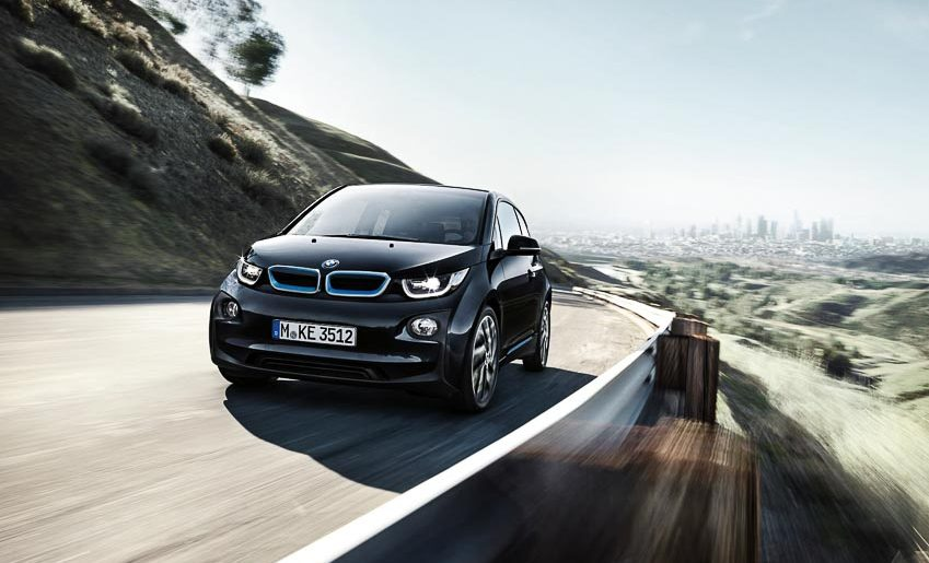 BMW da ban ra 100.000 chiec xe dien trong nam 2017