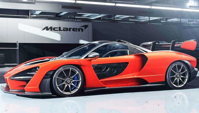 Sieu pham McLaren Senna san xuat gioi han 500 chiec