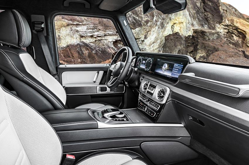 cong-bo-noi-that-Mercedes-G-Class-2019