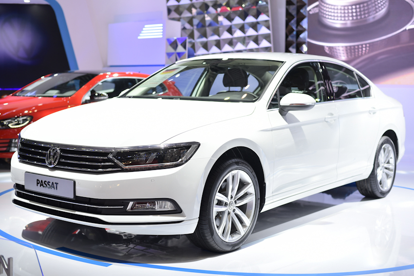 594.300 xe Volkswagen duoc ban ra tren toan the gioi trong thang 11