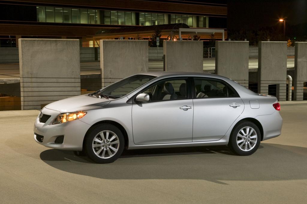 Toyota Việt Nam triệu hồi hơn 8.036 xe Corolla