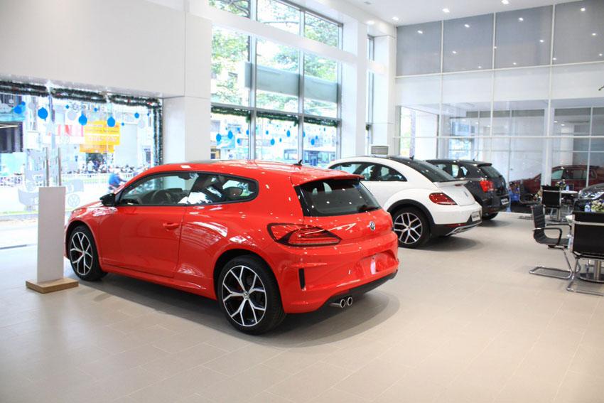 Volkswagen Việt Nam khai trương hàng loạt đại lý chuẩn 4S trên toàn quốc