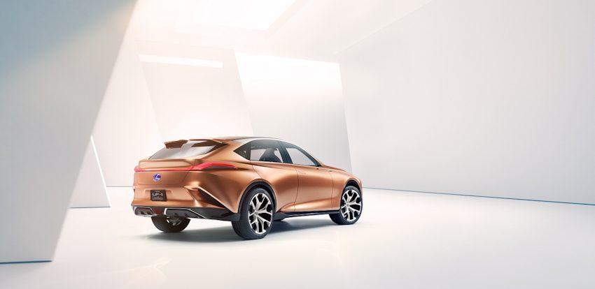 Lexus chính thức giới thiệu xe concept LF-1 Limitless tại triển lãm Ô tô Quốc tế Bắc Mỹ