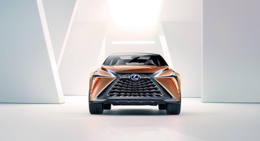 Chính thức giới thiệu xe concept Lexus LF-1 Limitless tại triển lãm Ô tô Quốc tế Bắc Mỹ