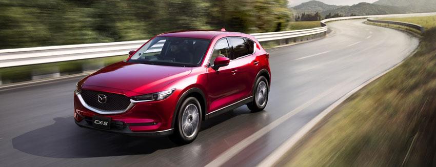 Thaco áp dụng giá bán mới cho các dòng xe Mazda