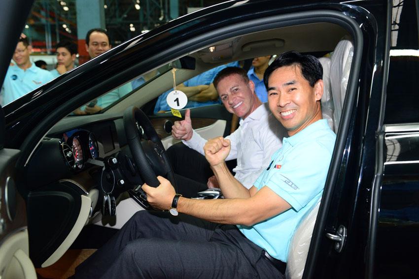 Ông Choi Duk Jun trở thành tân Tổng Giám đốc Mercedes-Benz Việt Nam