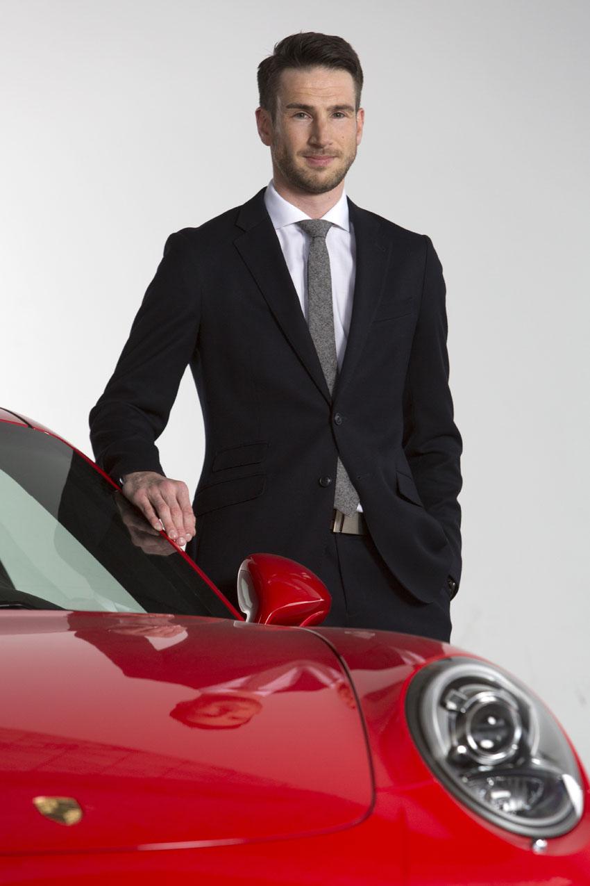 Porsche Châu Á Thái Bình Dương có giám đốc điều hành mới