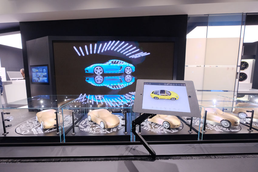 Porsche thành lập trung tâm thứ 100 tại Trung Quốc