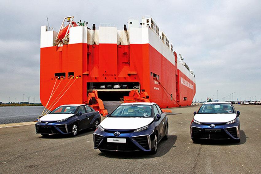 Chỉ có 6 ô tô dưới 9 chỗ ngồi nhập khẩu trong 15 ngày đầu năm 2018