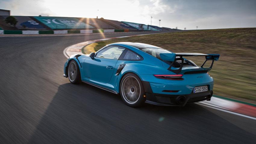 Porsche lập kỷ lục về doanh số với 246.375 xe được bán ra trên toàn cầu năm 2017
