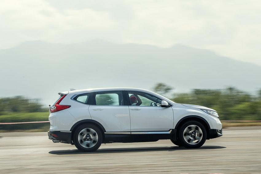 Honda Việt Nam chính thức công bố giá bán lẻ mẫu xe CR-V 7 chỗ