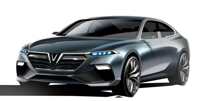 2 mẫu xe đầu tiên của Vinfast sẽ chính thức ra mắt vào tháng 10/2018