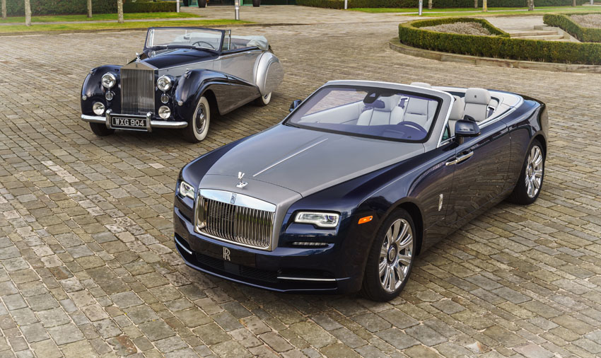 3.362 xe Rolls-Royce đã được giao đến khách hàng trên toàn cầu trong năm 2017