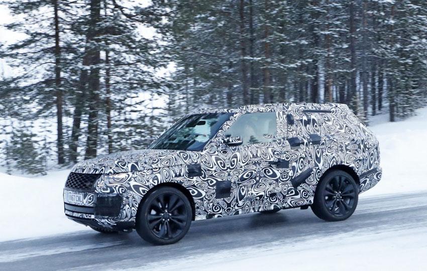 Lộ diện hình ảnh nội thất của Range Rover SV Coupé phiên bản giới hạn
