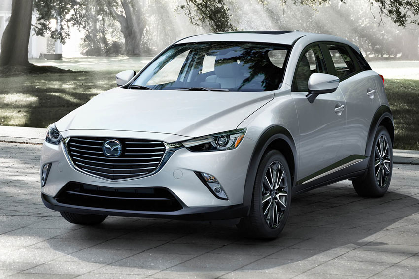 Xe Mazda đứng đầu bảng về tính năng tiết kiệm nhiên liệu