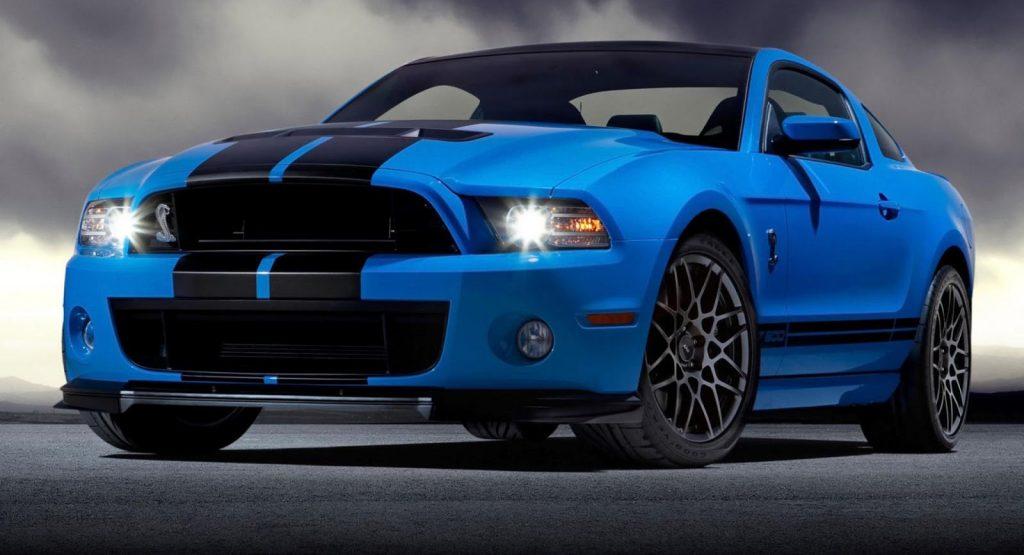 Ford Mustang Shelby GT500 2019 sẽ có tốc độ tối đa trên 320km/g