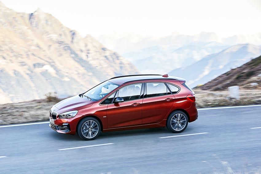 BMW chính thức nâng cấp Series 2 Active và Series 2 Gran Tourer