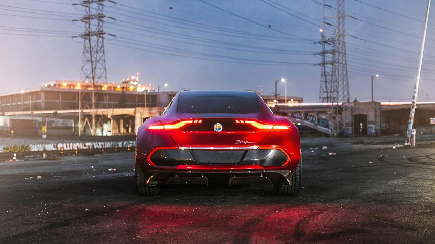 Fisker ra mắt xe điện EMotion, 780HP, phạm vi 644km, giá 129.000 USD