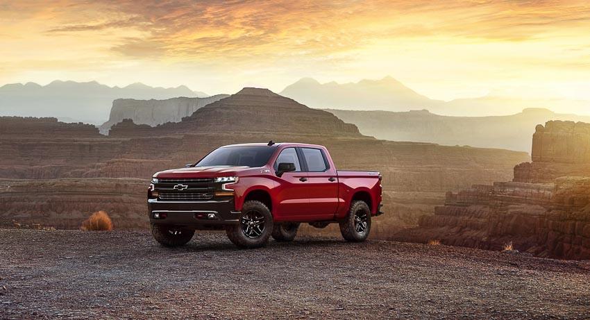 Chevrolet giới thiệu Silverado 2019 cải tiến vượt trội với cấu trúc thân xe mới