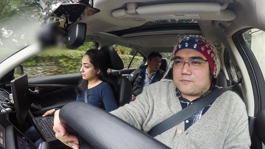 Nissan giới thiệu công nghệ B2V tăng tương tác giữa người lái và xe hơi