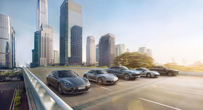 Macan mẫu xe bán chạy nhất khu vực Châu Á Thái Bình Dương trong năm 2017 của Porsche