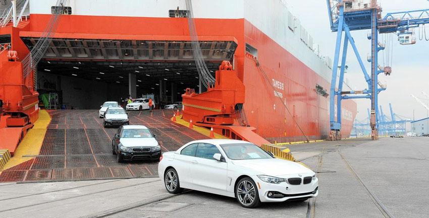 Chỉ có duy nhất 1 ô tô nhập khẩu trong tuần lễ nghỉ Tết Mậu Tuất