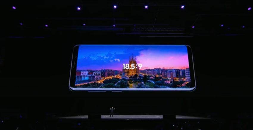 Samsung trình làng bộ đôi siêu phẩm Galaxy S9 và S9+