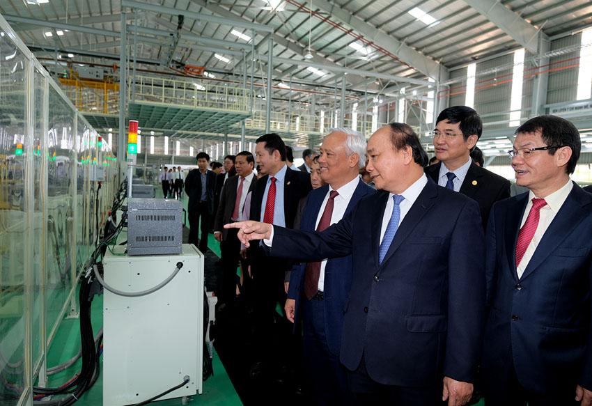 Thaco khánh thành nhà máy sản xuất ô tô Mazda tại Việt Nam