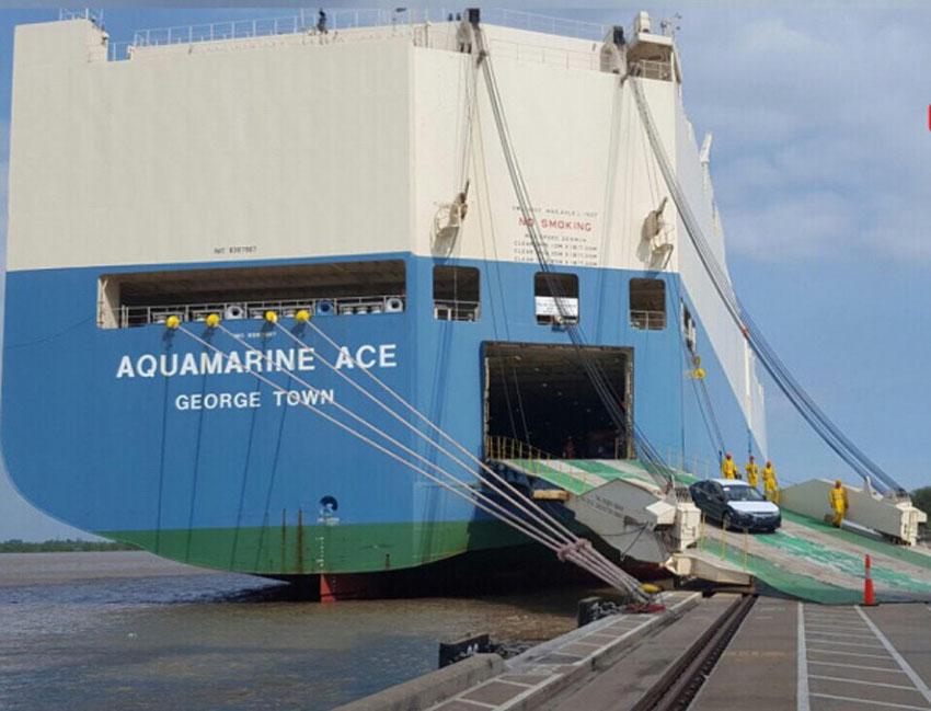 Hàng ngàn xe Honda nhập khẩu mức thuế 0% cập cảng