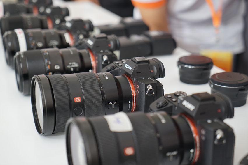 Sony trình làng dòng máy ảnh Sony α7 III tại Việt Nam