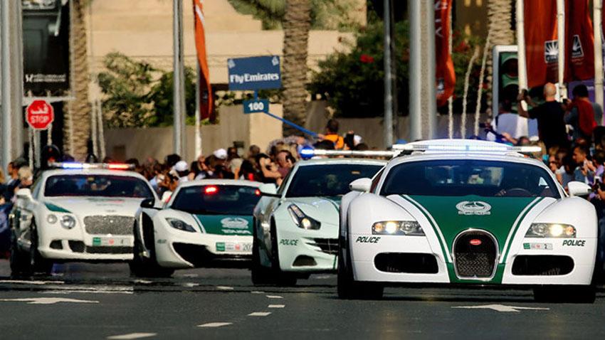 Dubai chuẩn bị thử nghiệm biển số xe điện tử