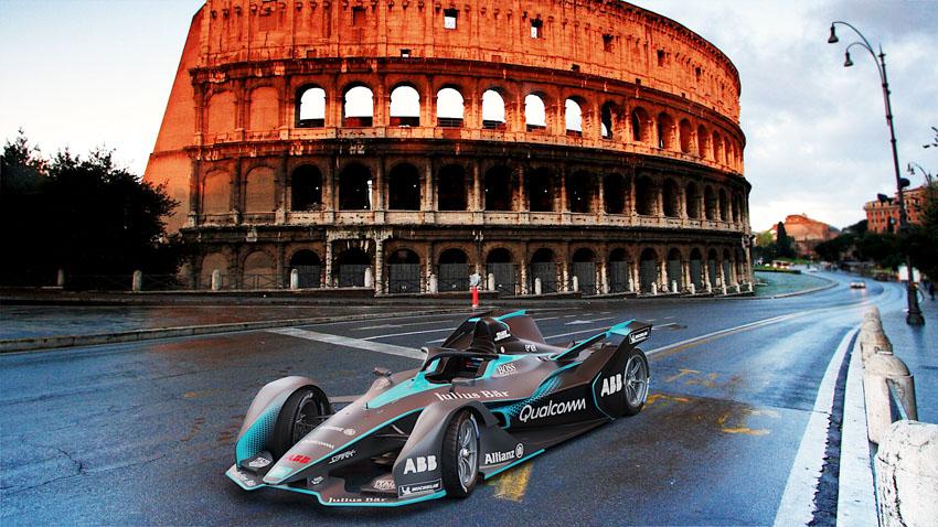 Porsche chính thức tham gia giải đua Formula E năm 2019