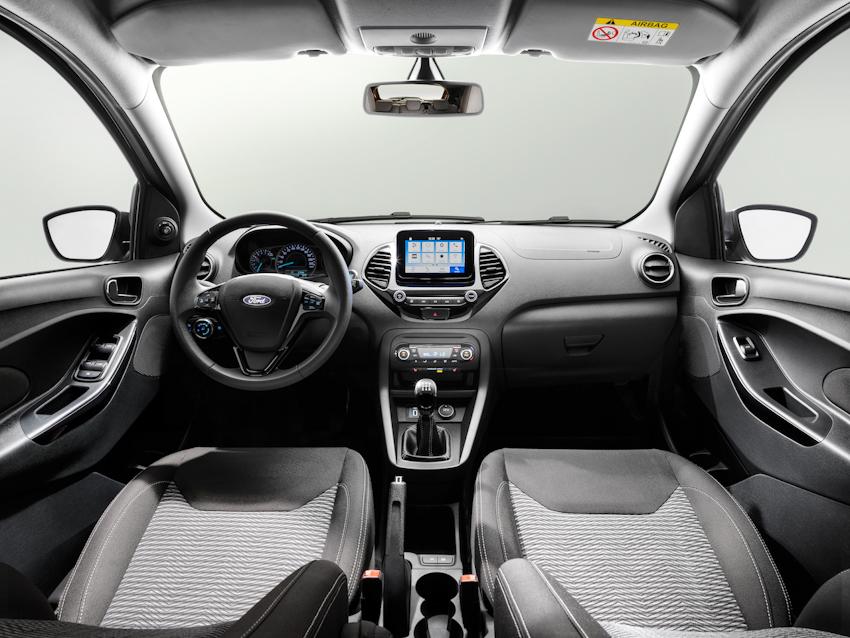 Ford Figo 2018 - Đối thủ Hyundai Grand i10 ra mắt vào tháng 10-2018