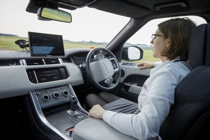 Jaguar Land Rover CORTEX