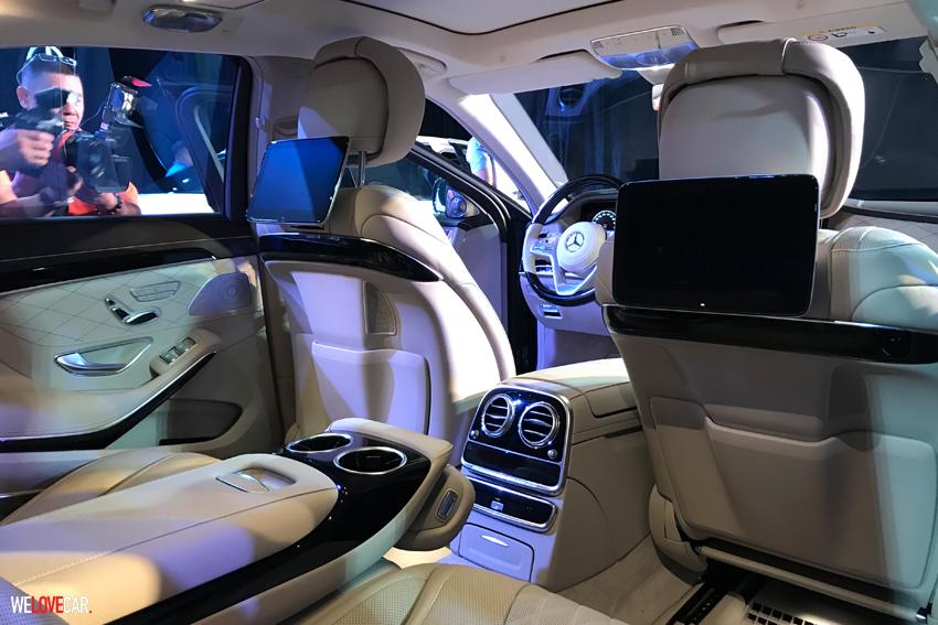 """Mercedes S-Class chính thức ra mắt: Xứng tầm """"ngôi vương"""" sedan cỡ lớn"""