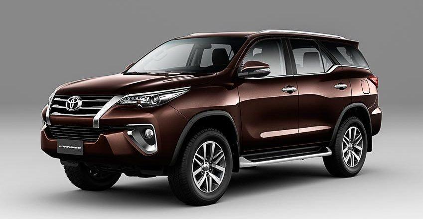 Toyota Việt Nam giới thiệu Fortuner phiên bản 2018 với giá từ 1,026 tỷ đồng